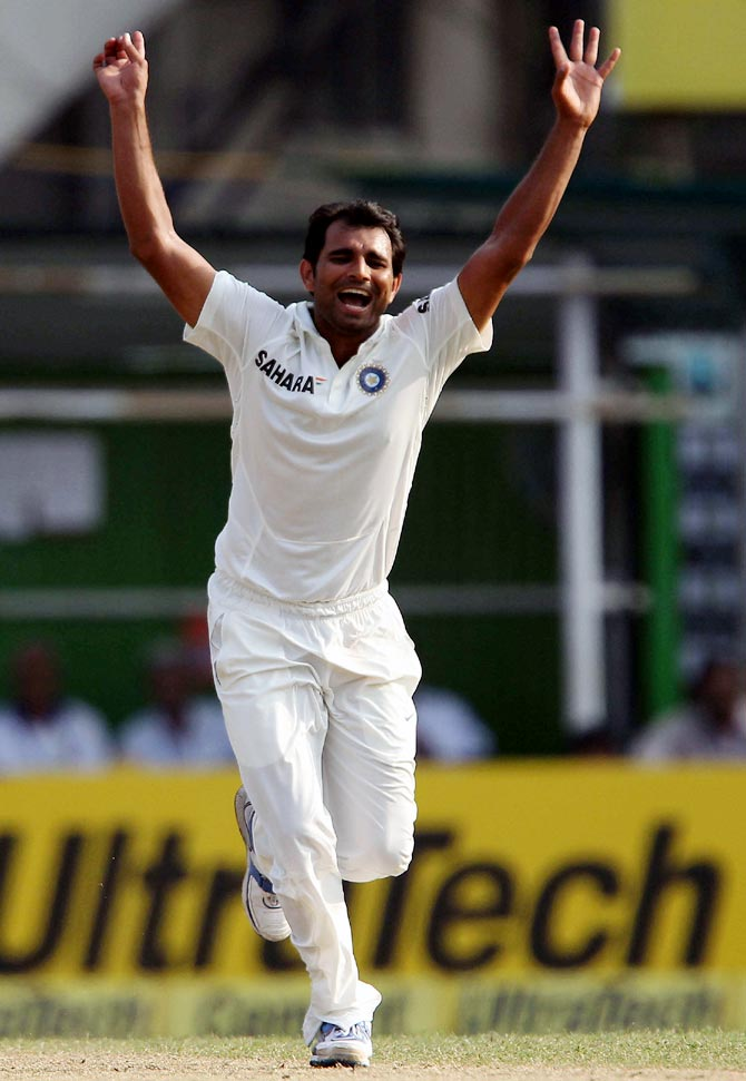 'Eden Gardens is a ground that Shami knows like the back of his hand'