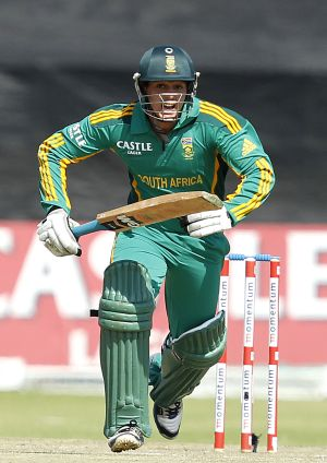 South Africa's De Kock, Steyn seal Pakistan ODI series