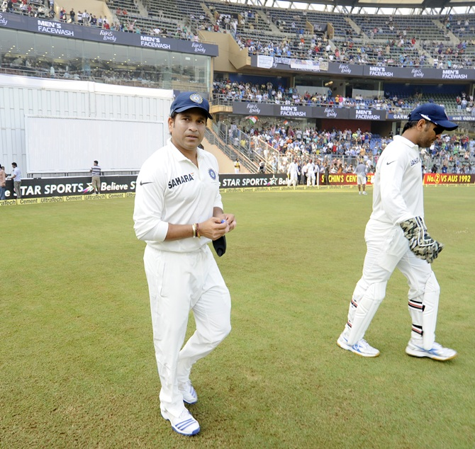 When Virat Kohli's hoardings were removed from Wankhede...