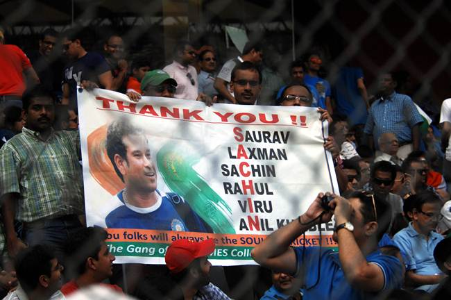 'Cricket without Sachin is like a temple without God'