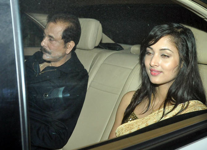 PHOTOS: Amitabh, Aishwarya, Aamir light up Tendulkar's farewell party