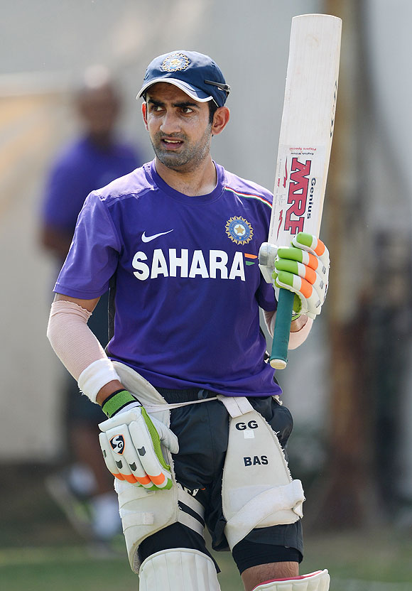 Will Zaheer, Gambhir make a comeback for South Africa tour?