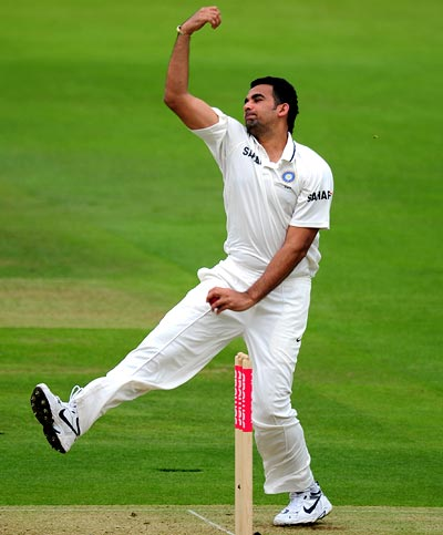 Experience won Zaheer the ticket to South Africa
