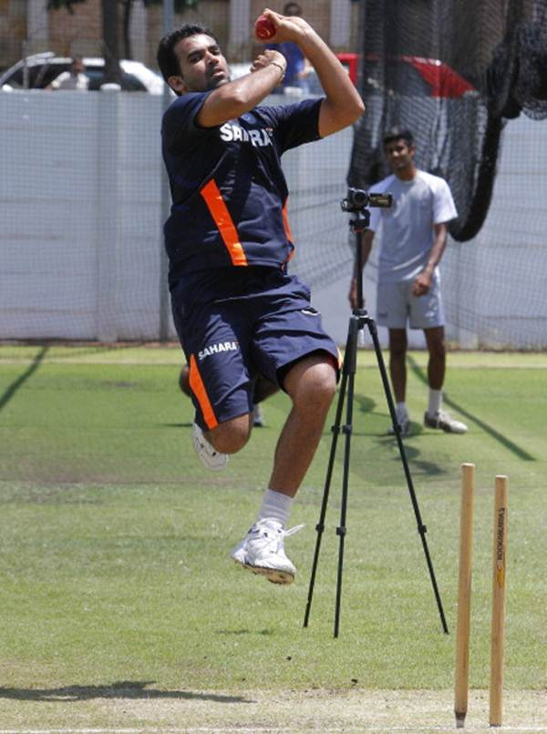 Zaheer 'ready for the challenge' of South Africa
