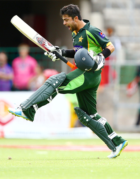 Port Elizabeth ODI: Pakistan seal first series win in South Africa