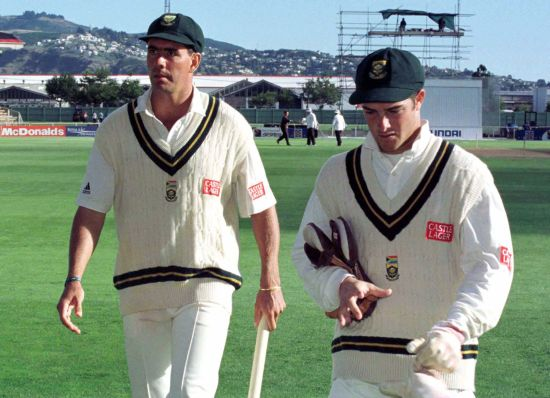 Always held suspicions Cronje was involved in match fixing: Boucher