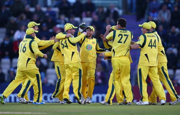 With or without regular skipper Michael Clarke the Aussies are formidable