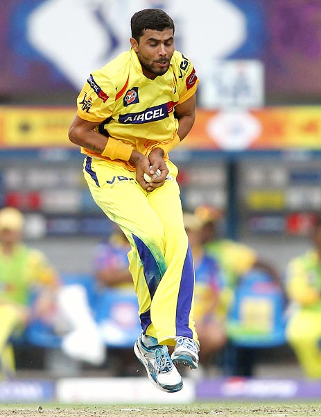Ravindra Jadeja takes the catch