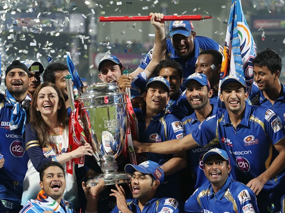 'Winning this was like the icing on the cake after becoming the IPL champions'