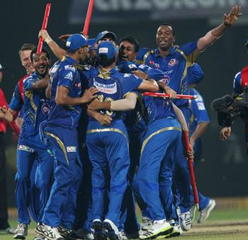 CLT20: Mumbai Indians thrash Rajasthan Royals to seal second title