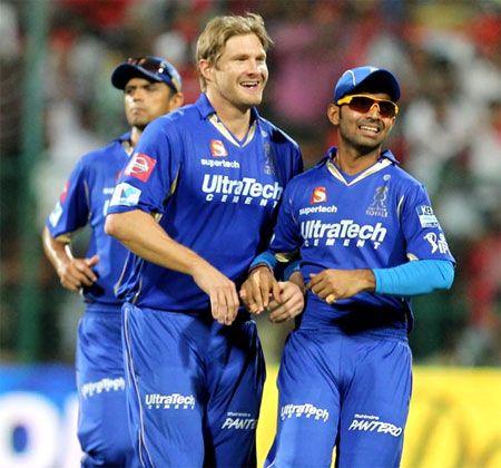 'Watson epitomises the Rajasthan Royals spirit'