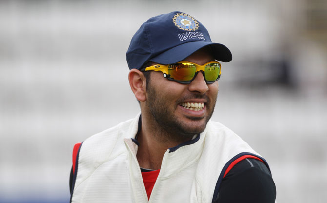 'Yuvraj is a match-winner and we all know that'