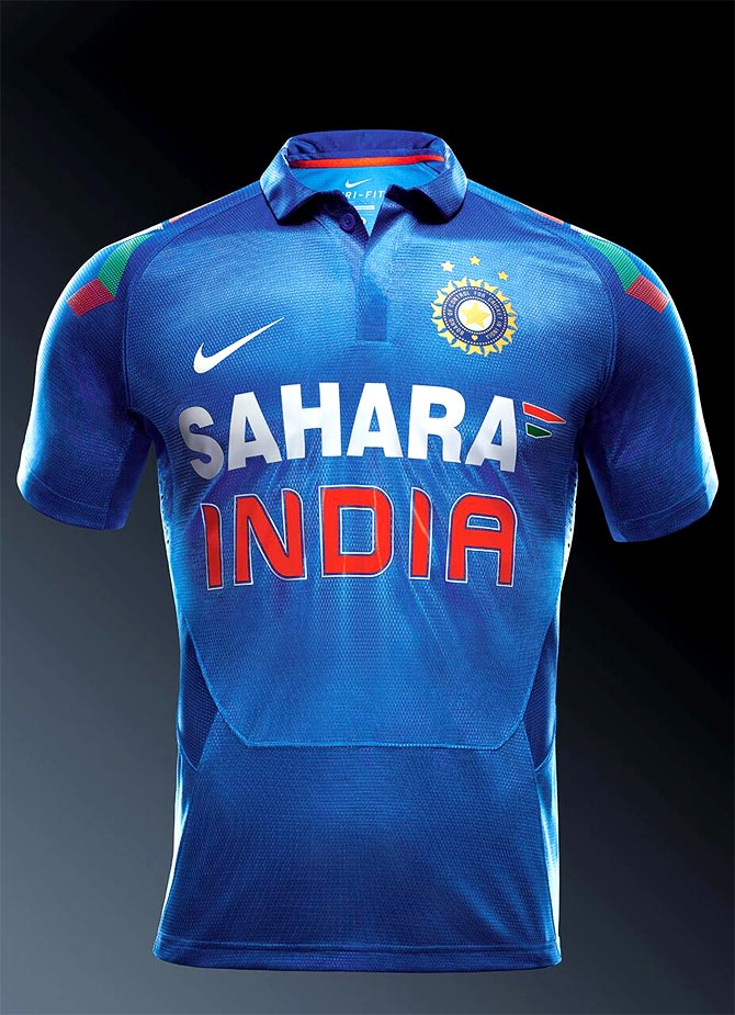 Photos Environment Friendly Jerseys For Team India Rediff