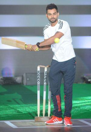 Virat Kohli hopes to be as fit as Tendulkar at 40