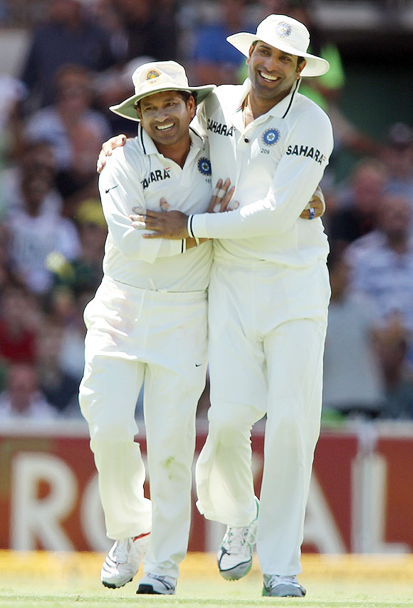 I knew that only Sachin could play 200 Tests: Laxman