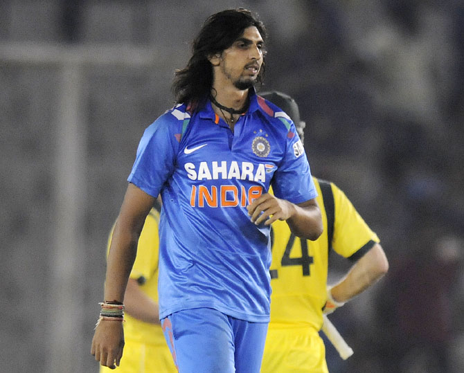 Should Ishant Sharma have been dropped from the Indian team?