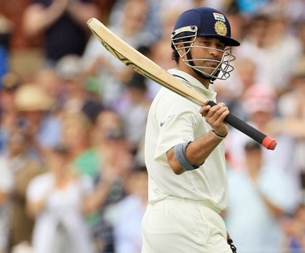 In 1991 Tendulkar bludgeoned his way to a smashing knock