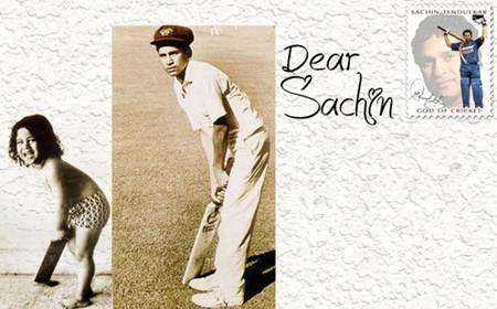 Farewell Sachin... write a postcard to the batting icon