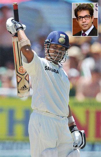 'Tendulkar is the Amitabh Bachchan of cricket'