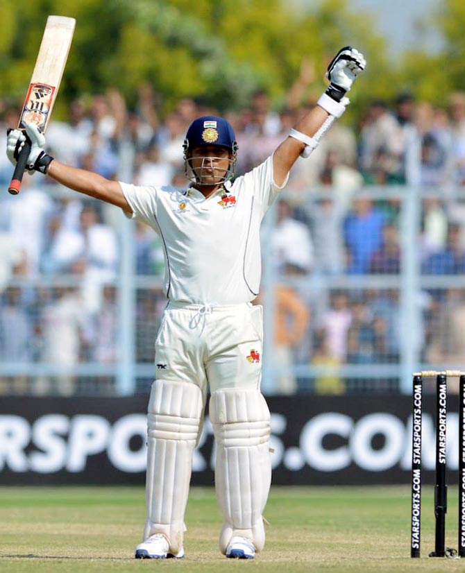 Figure out Tendulkar's phenomenal Ranji Trophy career
