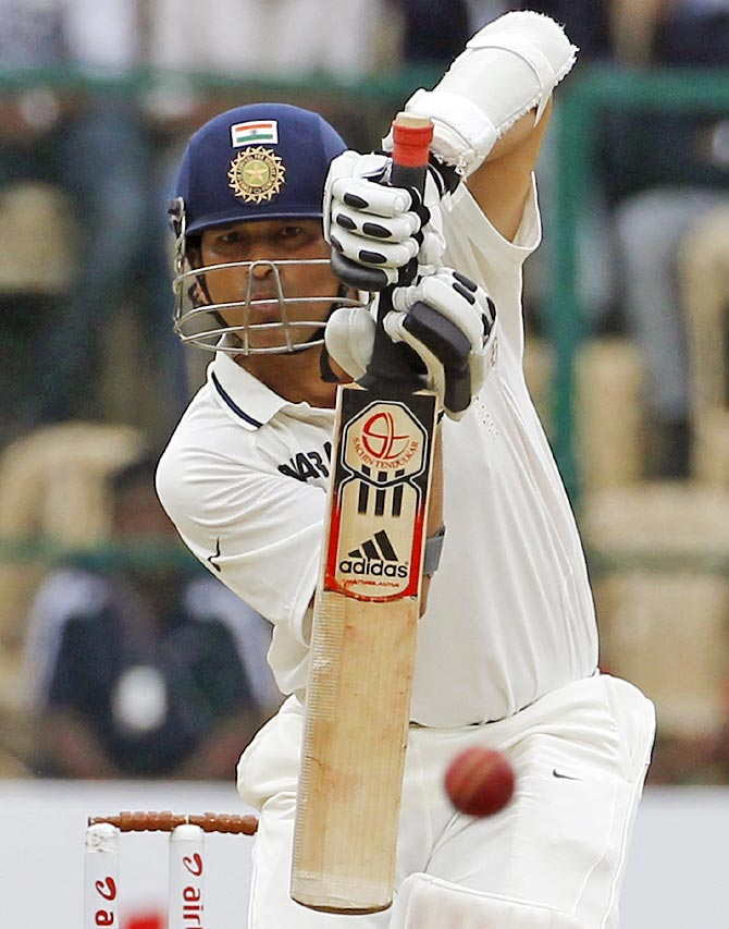 Image result for sachin bowled in ranji trophy 2008-09