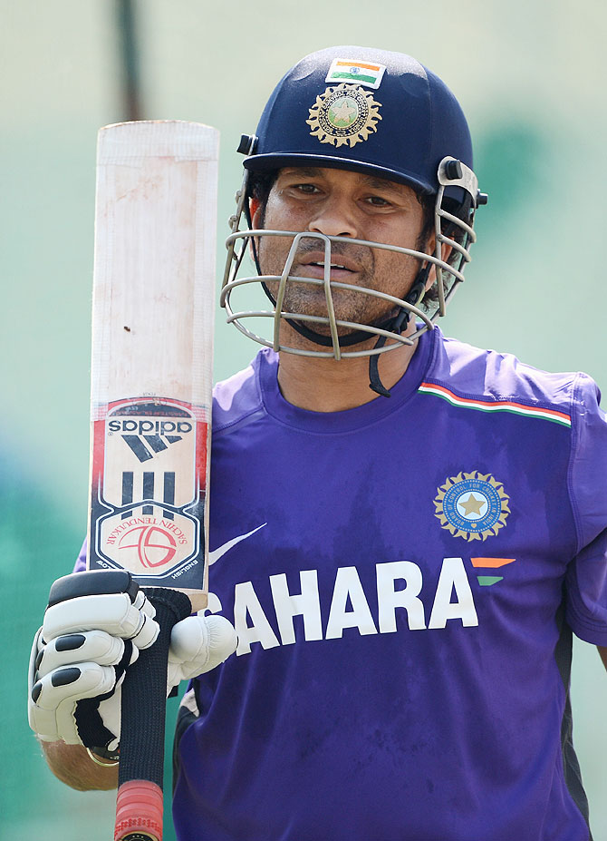 Ideal for Sachin to play farewell Test against Pakistan in