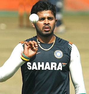 Sreesanth, Chavan handed life ban in IPL fixing scam