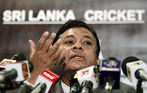 Syed Ashraful Huq, the chief executive of the Asian Cricket Council (ACC)