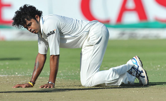'Feel sorry for Sreesanth, a sheer waste of talent'