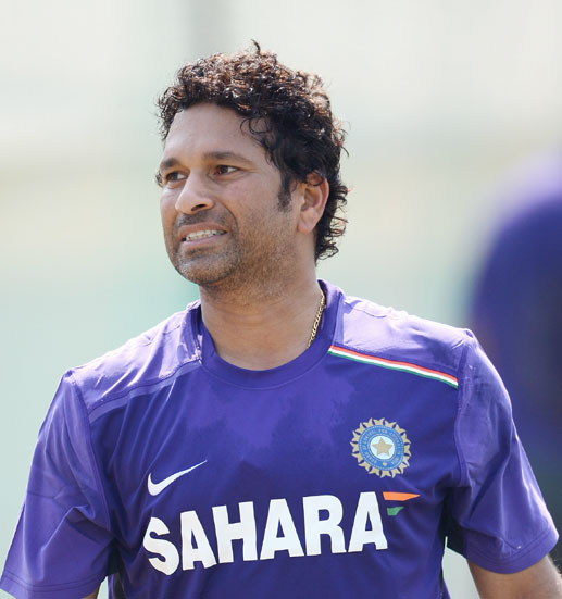 'Haven't discussed with Sachin Tendulkar about his future'