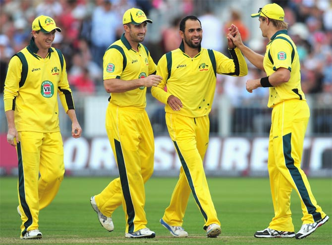 'Fawad bowled well with his limited opportunities'