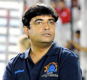 Former CSK team principal Meiyappan chargesheeted in IPL betting scam