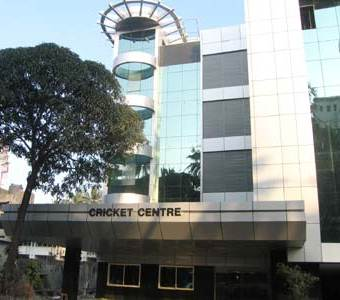 The BCCI's headquarters in Mumbai