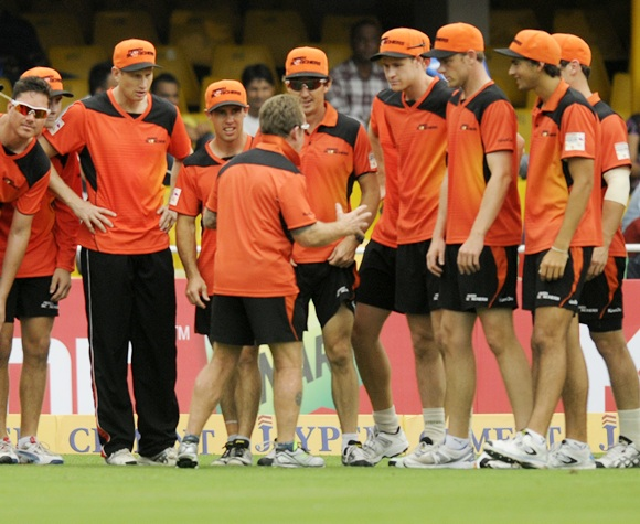 Perth Scorchers players