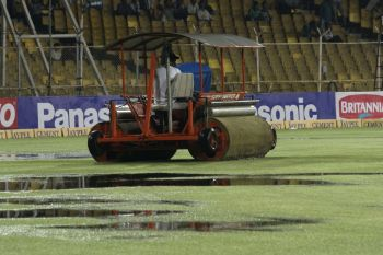 Ranji semi-final abandoned due to rain