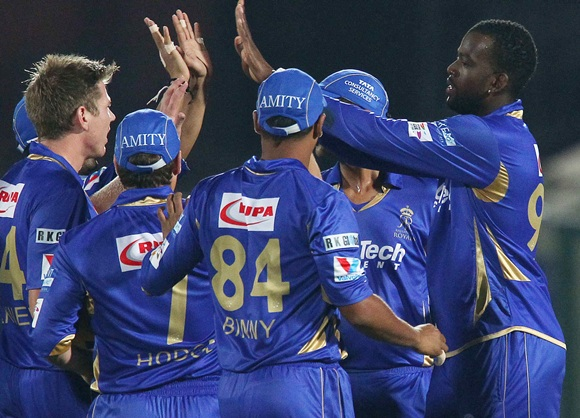 Closely knit Rajasthan Royals are more than a team