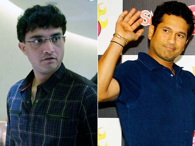 Will it be Sachin Tendulkar against Sourav Ganguly in the ISL?