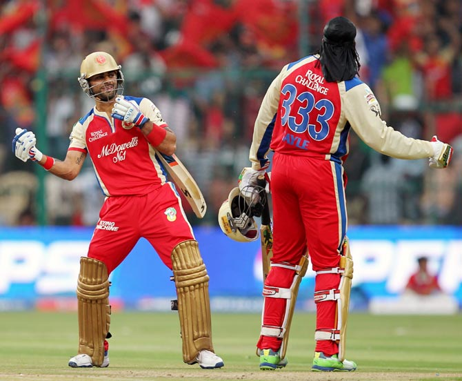 IPL 2014 squads: Royal Challengers Bangalore