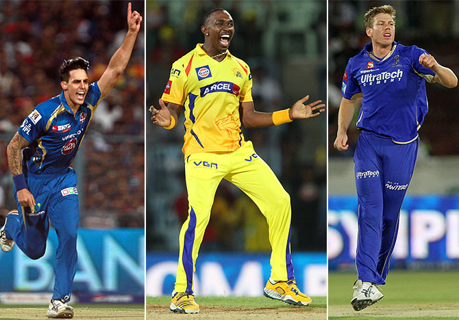 Who claimed the most wickets in IPL 2013?