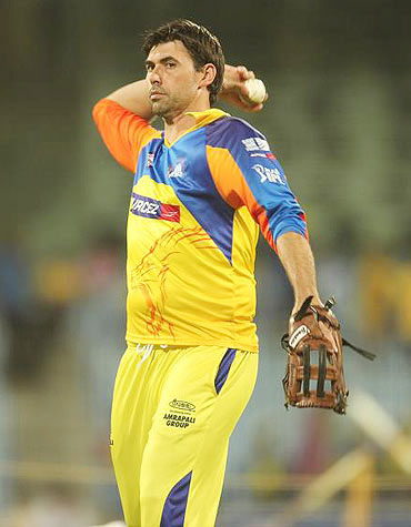 Chennai coach Stephen Fleming