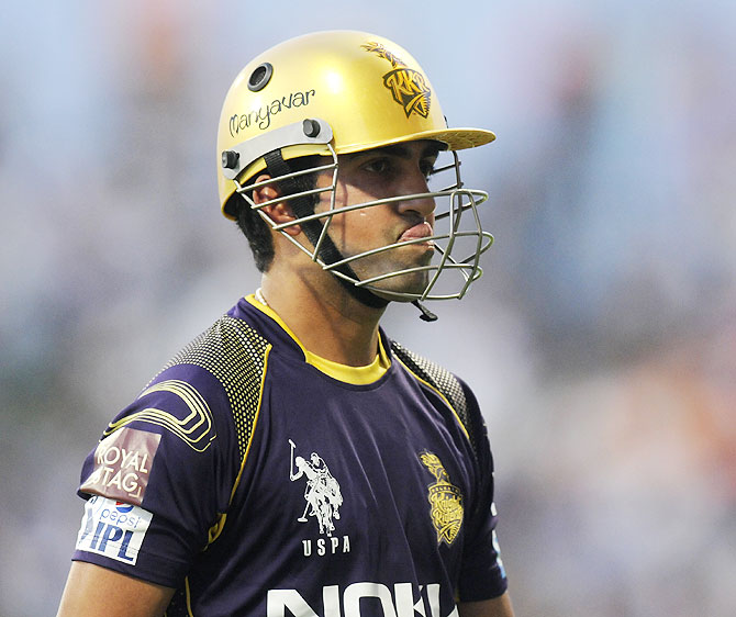 PHOTOS: Here's what makes KKR's Gambhir a confident captain