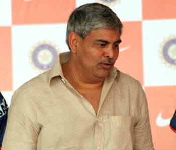 Manohar 'disillusioned with happenings' at BCCI WC meeting