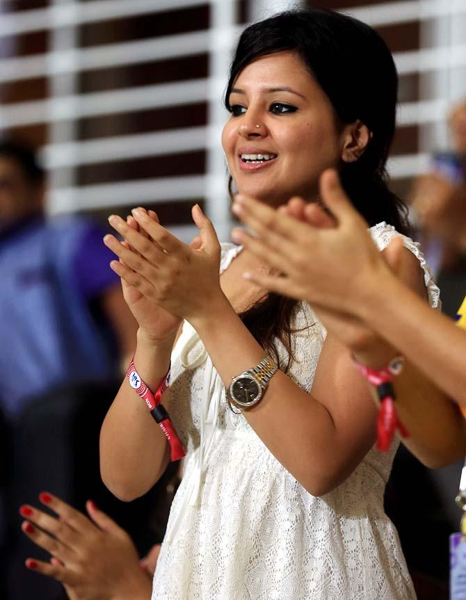 Sakshi Singh Dhoni