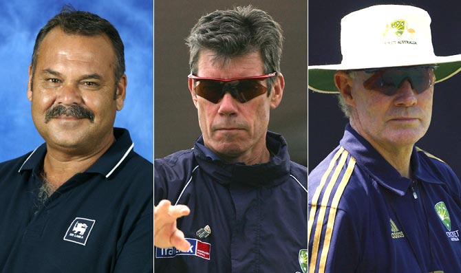 Who was the head coach of Kolkata Knight Riders in the first two seasons of the IPL, in 2008 and 2009?