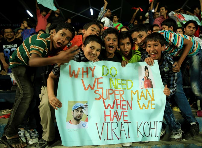 IPL PHOTOS: Virat goes viral in the UAE!