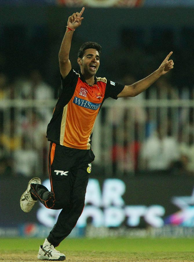 My strength is not pace, I rely on swing to get wickets: Bhuvneshwar