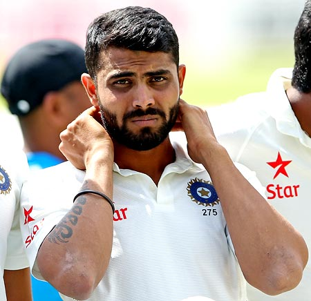A week to forget for Ravindra Jadeja
