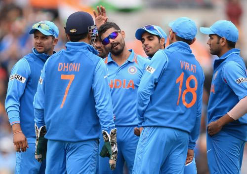 Selectors to pick India ODI squad for England series on August 7