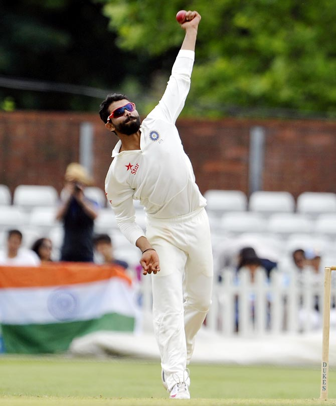 Jadeja not a wicket-taking bowler, says India's spin legend Prasanna