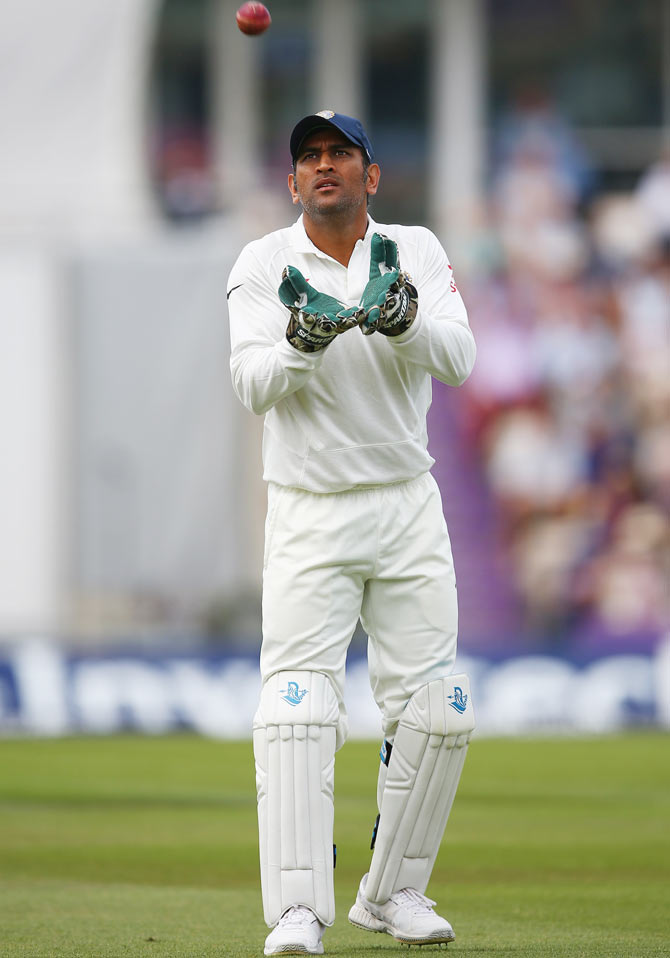 Who will Dhoni repose faith in for the Old Trafford Test?